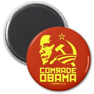 Camarada Obama Imán Redondo 5 Cm