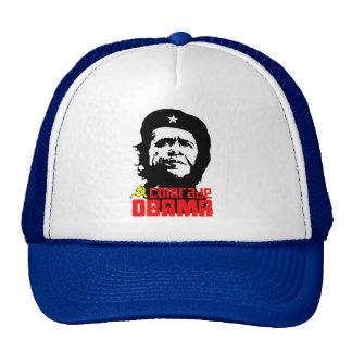 Camarada Obama T-shirt Gorras