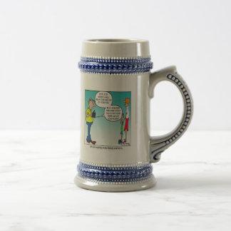 Cámaras automáticas desagradables tazas de café