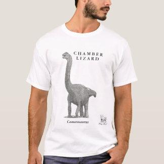 Camarasaurus dinosaur shirt Gregory Paul