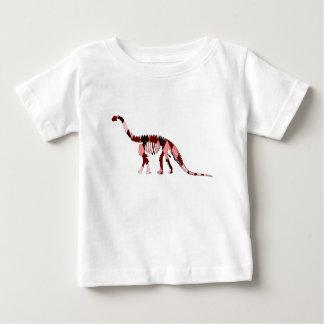 camarasaurus skeleton baby T-Shirt