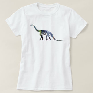 camarasaurus skeleton T-Shirt