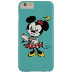 Camarera de Minnie el   del francés Funda Barely There iPhone 6 Plus