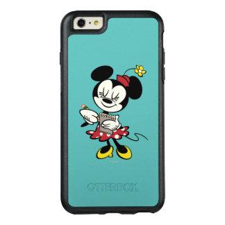 Camarera de Minnie el | del francés Funda Otterbox Para iPhone 6/6s Plus