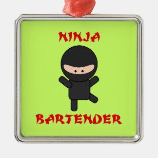 Camarero de Ninja Ornato