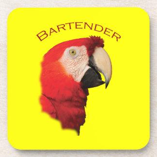 Camarero Posavasos De Bebidas