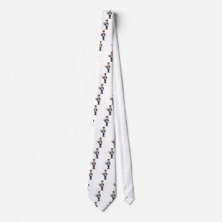 Camarero que sostiene el cloche de plata corbata personalizada