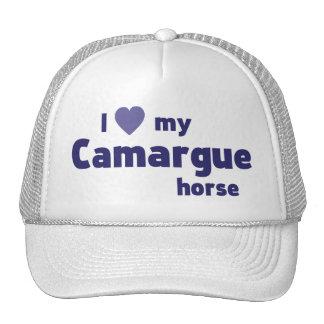 Camargue horse trucker hat