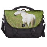 Camargue Horse in the Alpes Cote d'Azur of the Commuter Bag
