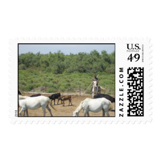 Camargue - postage stamps
