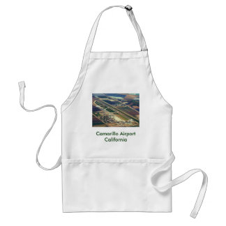 Camarillo Airport, Camarillo AirportCalifornia Adult Apron