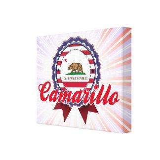 Camarillo, CA Impresion De Lienzo