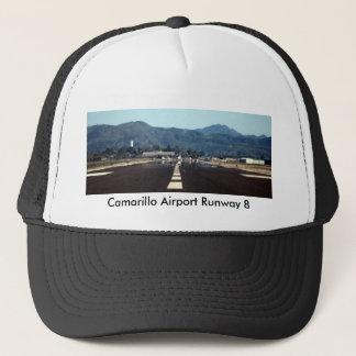 Camarillo Departure , Camarillo Airport Runway 8 Trucker Hat