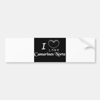 camarines norte stuff bumper sticker