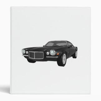 """Camaro 1972 Z28: Coche del músculo: Acabado en Carpeta 1"""""""