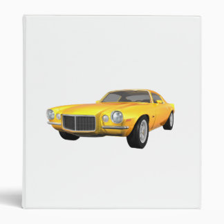 "Camaro 1972 Z28: Coche del músculo: Final Carpeta 1"""