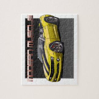 Camaro 2010-13 Convt YB Puzzles