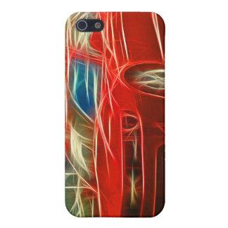 Camaro Case For iPhone SE/5/5s