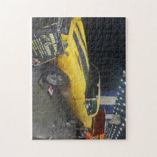 Camaro del abejorro puzzle