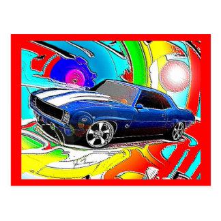 Camaro Post Card