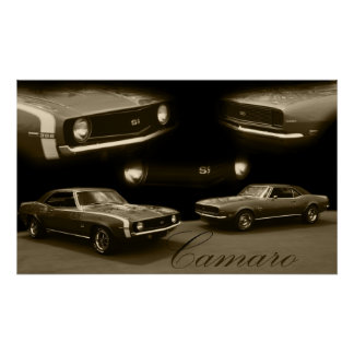 Camaro SS Posters