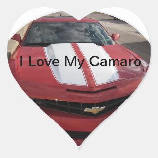 Camaro Stickers