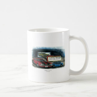 Camaro Theater Coffee Mug