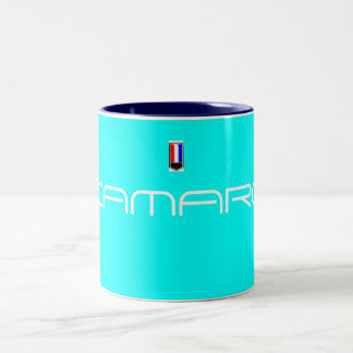 Camaro Two-Tone Coffee Mug