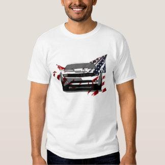 Camaro USA T Shirt
