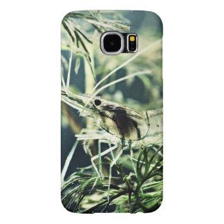 Camarón Macrobrachium Lanchesteri en acuario Fundas Samsung Galaxy S6