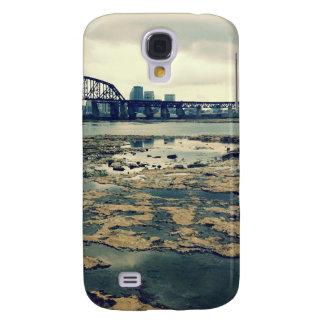 Camas del fósil del río Ohio Funda Para Galaxy S4