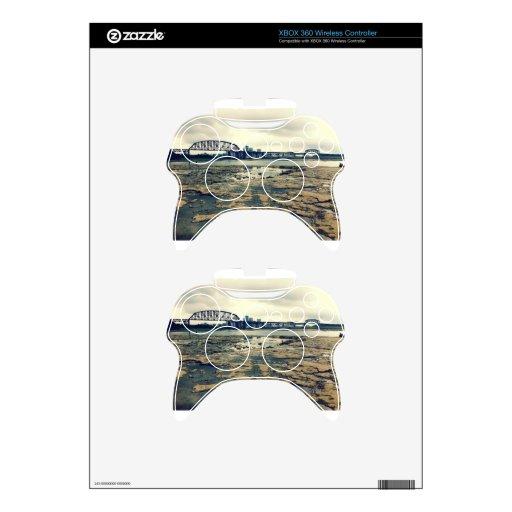 Camas del fósil del río Ohio Mando Xbox 360 Skins