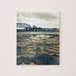 Camas del fósil del río Ohio Puzzles Con Fotos