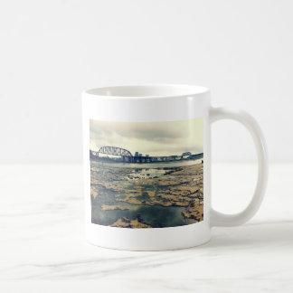 Camas del fósil del río Ohio Taza Clásica