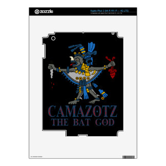 Camazotz Decals For iPad 3