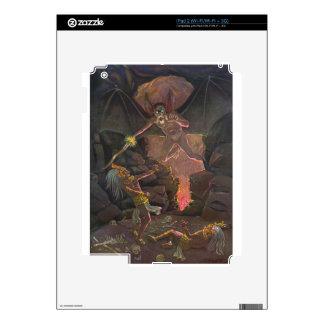 Camazotz Lord of the Bats iPad 2 Decal