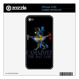 Camazotz Skins For The iPhone 4S