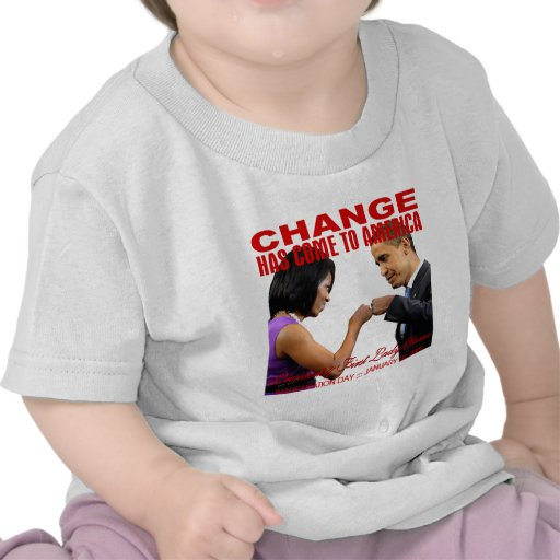 Cambie el topetón del puño camiseta