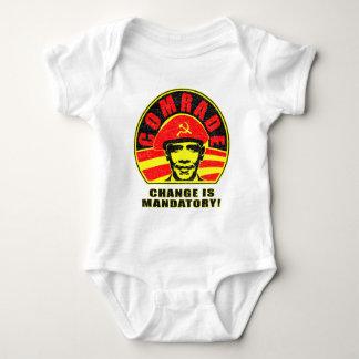Cambie es obligatorio body para bebé