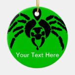 Cambie la araña del color ornaments para arbol de navidad
