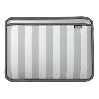 Cambie las rayas grises a cualquier personalizar fundas MacBook