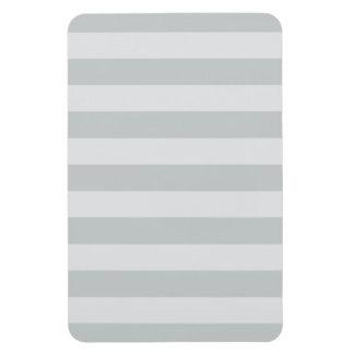Cambie las rayas grises a cualquier personalizar imanes