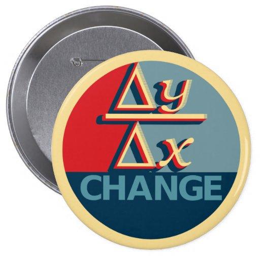 Cambie los botones pins