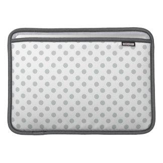Cambie los lunares grises cualquier personalizar funda  MacBook