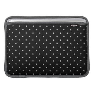 Cambie los lunares grises cualquier personalizar fundas MacBook