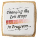 Cambie mis maneras malvadas