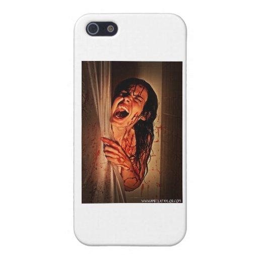 Cambie siempre sus cerraduras en abril Taylor iPhone 5 Carcasa