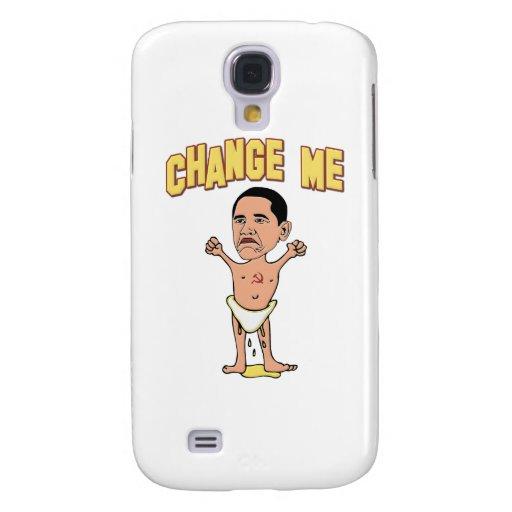 Cambíeme bebé de Obama