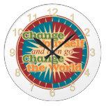 Cambíese Reloj De Pared