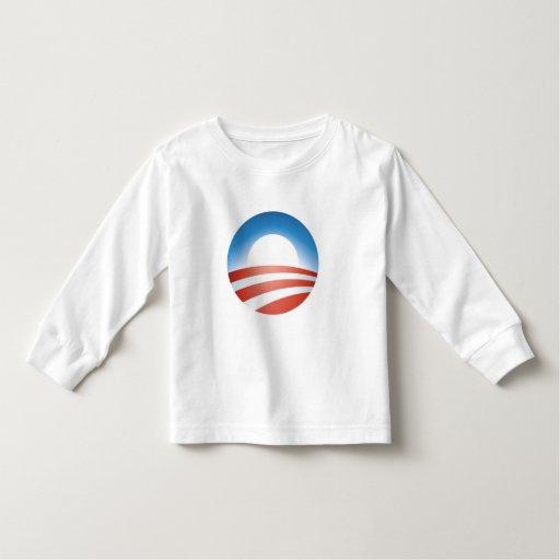 Cambio 08 de la esperanza de Obama Camisas